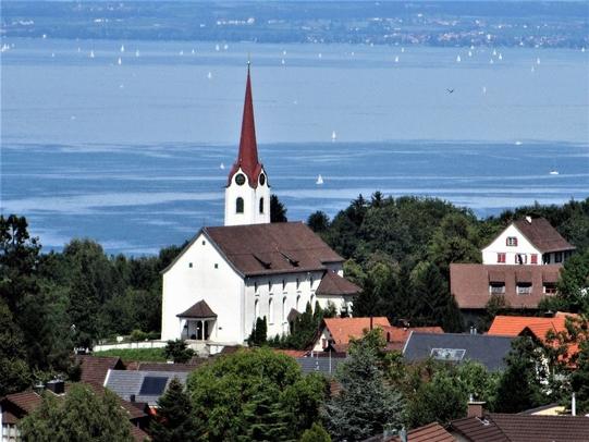 Kirche Untereggen